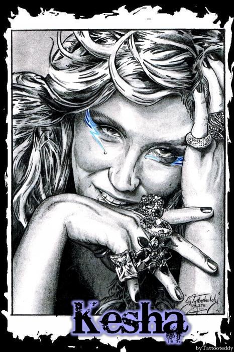 Kesha par Tattooteddy
